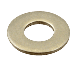 FMP 705-1000 #10 Flat Washer Pack of 100