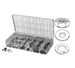 FMP 799-1004 Stainless Steel Nut and Washer Kit