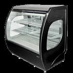 Fogel USA ELITE-4-DC-B ELITE Series Refrigerated Deli Display Case