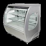 Fogel USA ELITE-4-DC-G ELITE Series Refrigerated Deli Display Case