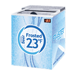 Fogel USA FROSTER-B-25-HC-B Horizontal Beer Froster