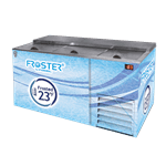 Fogel USA FROSTER-B-65-HC-B Horizontal Beer Froster