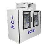 Fogel USA ICB-2-GL Indoor Ice Merchandiser