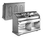 FWE / Food Warming Equipment Co., Inc. BBC-5 Portable Bar