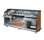 FWE / Food Warming Equipment Co., Inc. CB-4 Conventional Portable Bar