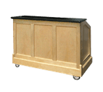 FWE / Food Warming Equipment Co., Inc. ES-CB-5-BW Executive Series Portable Bar