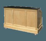 FWE / Food Warming Equipment Co., Inc. ES-CB-6-BW Executive Series Portable Bar