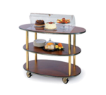 Geneva 36303 Dome Display Dessert Cart