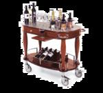 Geneva Geneva 70038 Wine Cart-Bordeaux