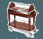 Geneva  70162 Appetizer Cart-Bordeaux