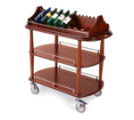 Geneva 70516 Wine Cart-Spice