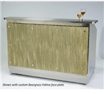 Geneva 76112 Wilson Portable Bar
