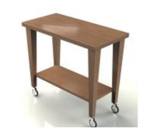 Geneva 79983 Serving Cart