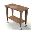 Geneva 79984 Serving Cart