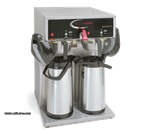 "Cecilware Grindmaster-Cecilware B-DAP Precision Brew"" Coffee Brewer for Airpots"