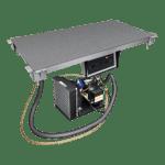 Hatco HCSSBF-24-S Swanstone® Hot/Cold Shelf