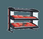 Hatco HZMS-24D Spot On Slant Heated Zone Merchandising Warmer