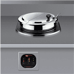 Hatco RHW-1B-120-QS (QUICK SHIP MODEL) Round Food Warmer/Cooker