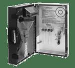 Hobart F101-1 Fat Percentage Measuring Kit: (2) funnels