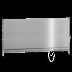 Imperial BG-24 Diamond Series Heavy Duty Backguard/Flue Riser