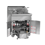 Imperial IFSSP-250T Fryer