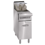 Imperial IHR-F2525 Diamond Series Heavy Duty Range Match Fryer