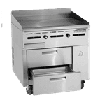 Imperial IR-GT36-SC Restaurant Series Sizzle 'N Chill Range
