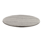 JMC Furniture 24 ROUND URBAN SPRUCE Topalit Table Top