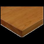 JMC Furniture 24X24 BEECHWOOD PLANK CHERRY Table Top