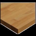 JMC Furniture 24X24 BEECHWOOD PLANK NATURAL Table Top