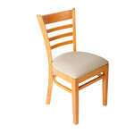 JMC Furniture ACABBO WOOD CHAIR CHERRY Acabbo Side Chair