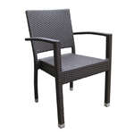 JMC Furniture BALBOA CHOCOLATE ARM CHAIR Balboa Armchair