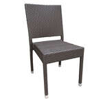 JMC Furniture BALBOA CHOCOLATE CHAIR Balboa Side Chair