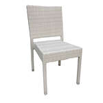 JMC Furniture BALBOA IVORY CHAIR Balboa Side Chair