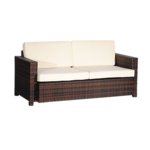 JMC Furniture ESPRESSO DOUBLE COUCH Double Couch