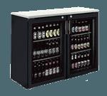 Krowne Metal BR48L Refrigerated Back Bar Storage Cabinet