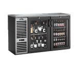 Krowne Metal BS60L Refrigerated Back Bar Storage Cabinet