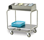 Lakeside Manufacturing 216 Tray & Silver Cart