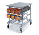 Lakeside Manufacturing 348 Can Storage & Dispensing Rack