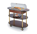 Lakeside Manufacturing 36306 Dome Display Seafood Cart
