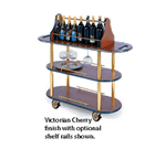 Lakeside Manufacturing 37207 Wine Cart