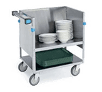 Lakeside Manufacturing 407 Store 'N' Carry Dish Truck