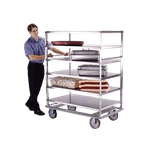 Lakeside Manufacturing 585 Tough Transport Banquet Cart