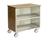 Lakeside Manufacturing 646 Bussing Cart