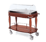 Lakeside Manufacturing 70126 Entre Cart-Bordeaux