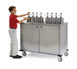 "Lakeside Manufacturing 70200 EZ SERVE"" Condiment Cart"