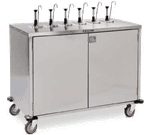 "Lakeside Manufacturing 70211 EZ SERVE"" Condiment Cart"