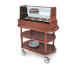 Lakeside Manufacturing 70358 Pastry Cart-Spice