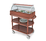 Lakeside Manufacturing 70360 Appetizer Cart-Spice