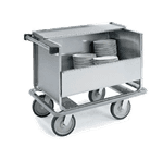 Lakeside Manufacturing 705 Store 'N' Carry Dish Truck